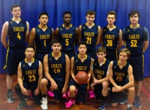 Eagles Basketball Team