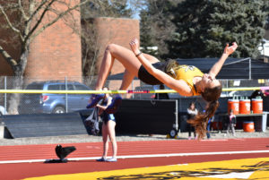 Lauren Wilson High Jump