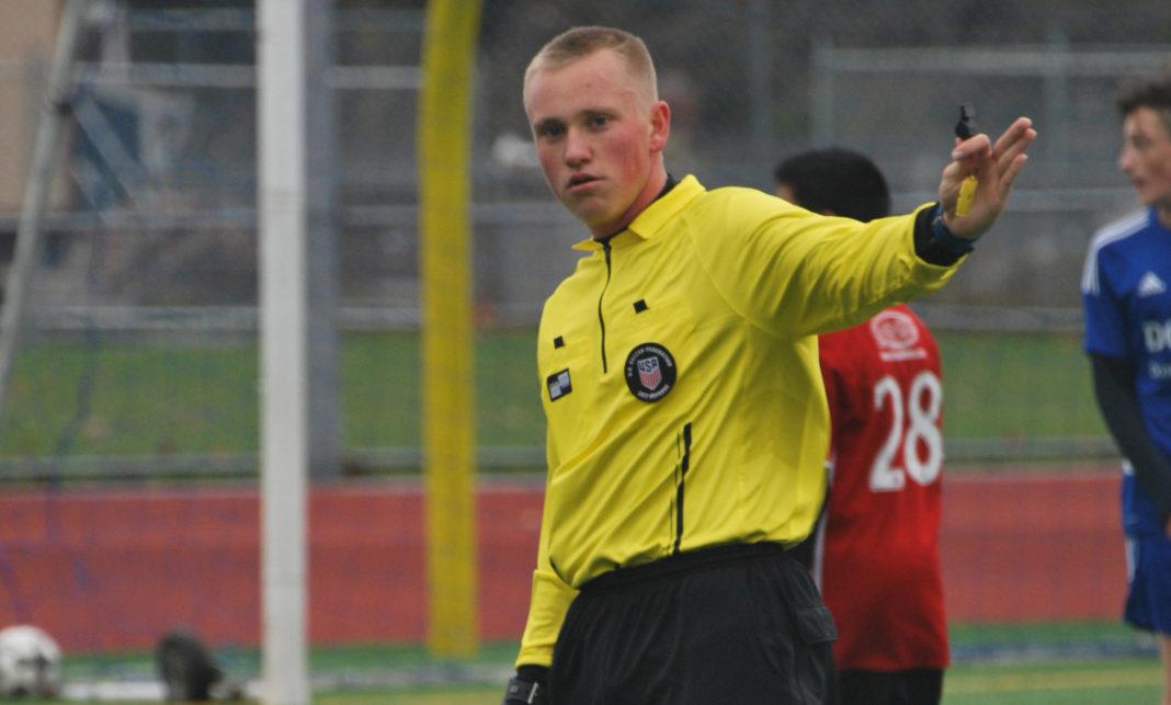 Matthew Morgan Soccer