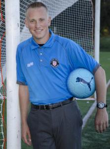 Matthew Morgan Referee