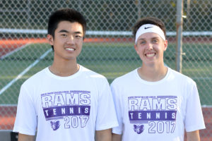 Thomas Sui and Michael Campbell