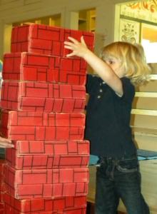 Child Care Action Council Block Fest program