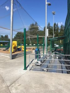 City of Lacey Parks Bleacher Covers