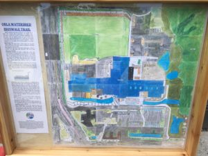 ORLA Environmental Pilot Project Map