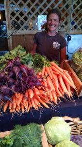 Olympia Farmers Market Humble Stump Fran