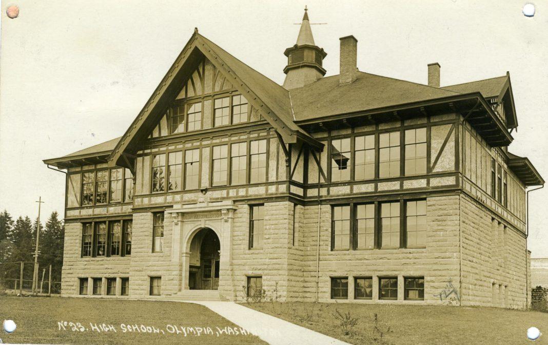 Olympia High School 1907