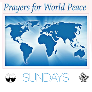 Prayers for World Peace @ Tushita Kadampa Buddhist Center | Olympia | Washington | United States