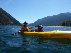 Paddle Lake Cushman