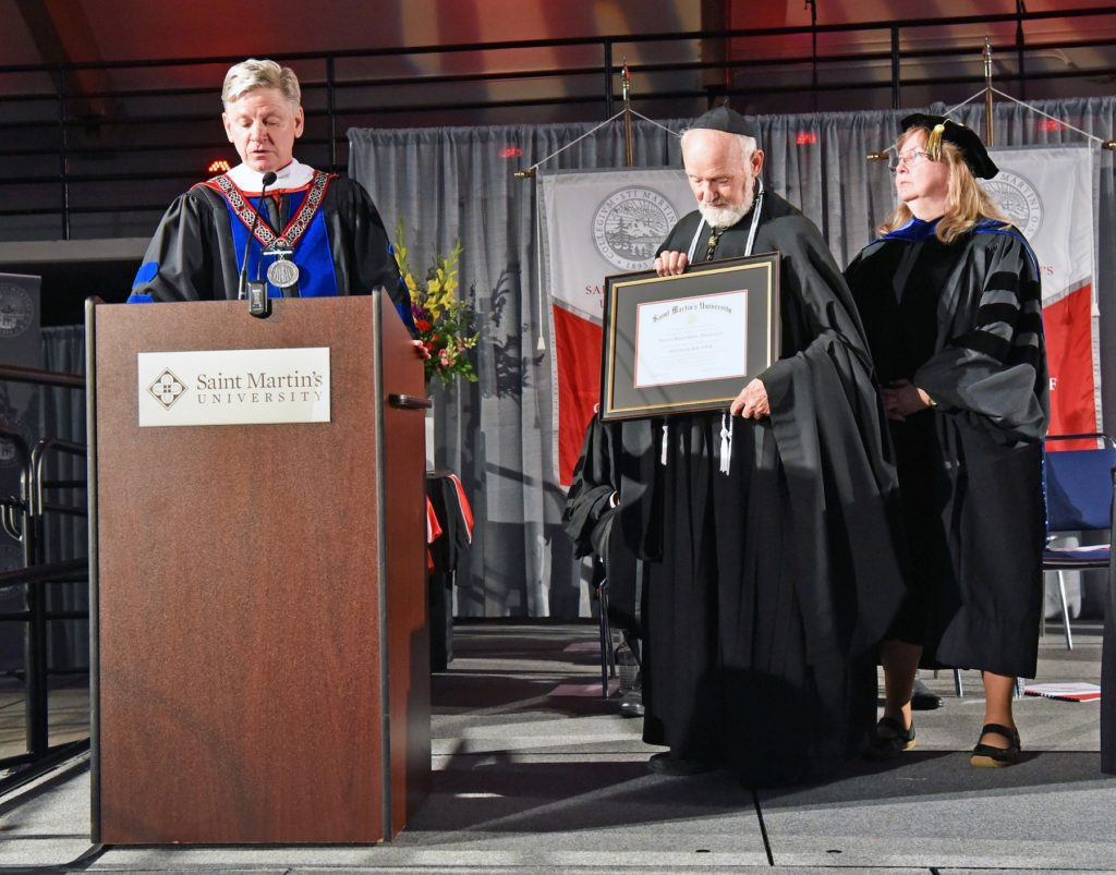 ommencement Ceremony 2018