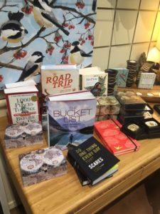 The Popinjay books