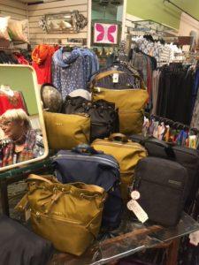 The Popinjay hedgren suitcases