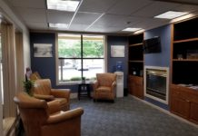 Yelm Chamber visitor space