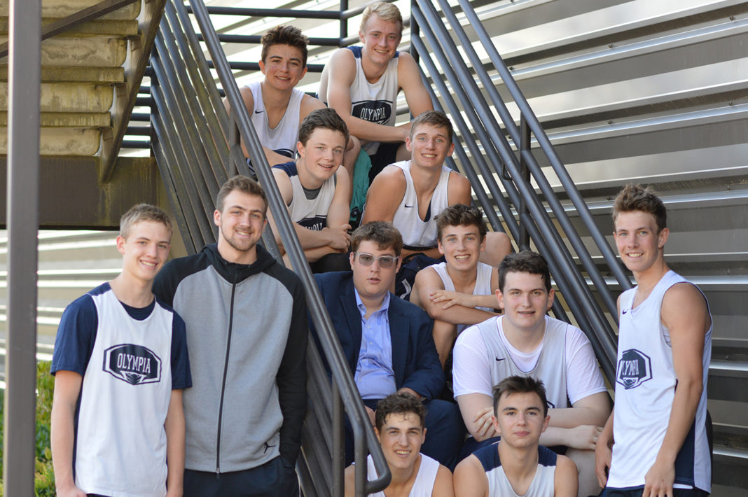 Olympia High School Summer Basketball