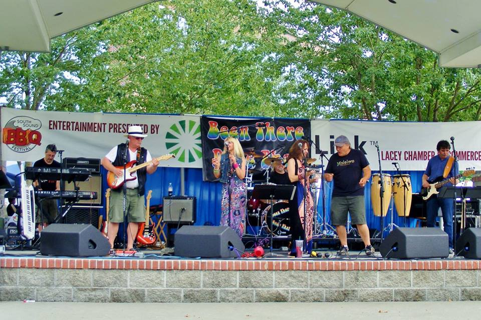 Brats Brews and Bands 2018 Been There Done That