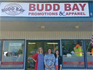 Budd Bay Promotions sales team