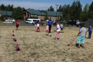 Little Creek golf-kids camp