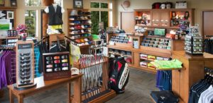 Little Creek golf-pro shop