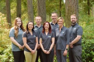 Penrose Phyical Therapy Osteoporosis Penrose Team Photo