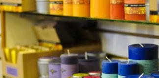 Radiance Massage Candles