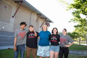 SPSCC in Yelm High School Students