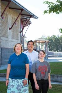 SPSCC in Yelm High School Students Teachers