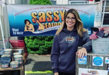 Sassy Seafood Brianne Winkelman