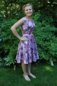 Thurston County Fair 4-H Lisa Chapman Formal Dress