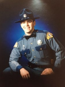 Trooper Tim Braniff 1988