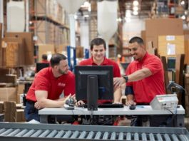 Uline job fair-warehouse associates