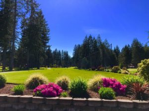 Alderbrook Golf and Yacht Club Ourdoor Activity