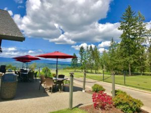 Alderbrook Golf and Yacht Club Scenery