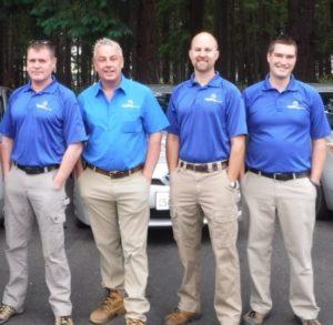 Boggs Inspection Services Radon Team