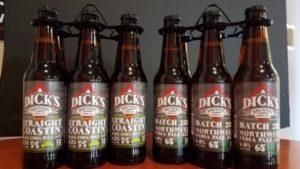 Dicks Brewery New Beers