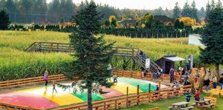 Hunter Family Farm bounce
