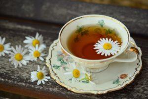 Innovative sleep herbal tea at night