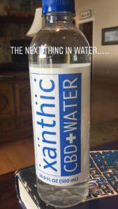 L&E Bottling Xanthic Water