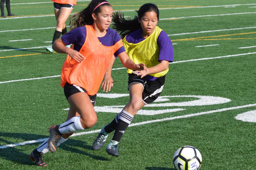 North Thurston Girls Soccer