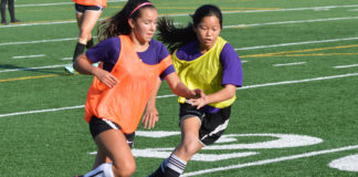 North Thurston Girls Soccer