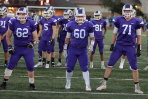 North Thurston Offensive Line