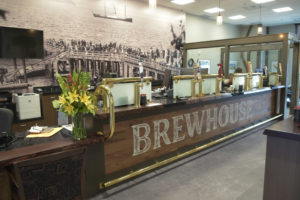 O Bee Credit Union Brewhouse Promo