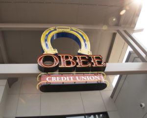 O Bee Credit Union Horsehoe