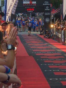 Olympia Orthopaedic Associates Steve Johns finish Oly Ortho