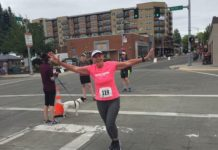Penrose Physical Therapy Susan Giordano Legacy Trials Marathon