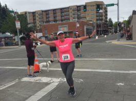 Penrose Physical Therapy Susan Giordano Legacy Trials Marathon