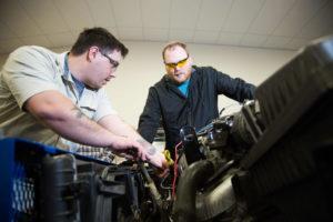 SPSCC Auto Department Car Maintenance