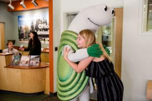 The Evergreen State College Thurston Talk student writer tour-5 (1)