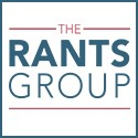 The Rants Group logo