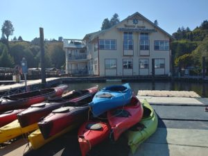 Tugboat Annies Kayaks