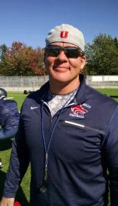 Woodshed Furniture Black Hills High School Coach Dave Claridge