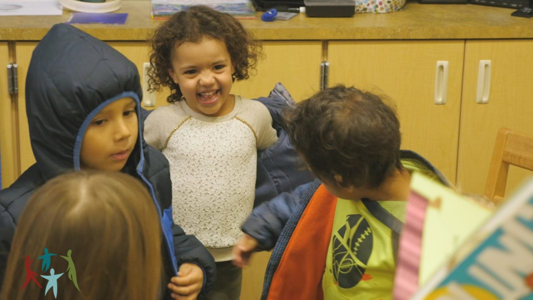 Young learners thrive at Sound to Harbor Early Learning Centers